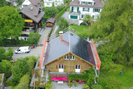 Indachanlage EFH St.Gallen