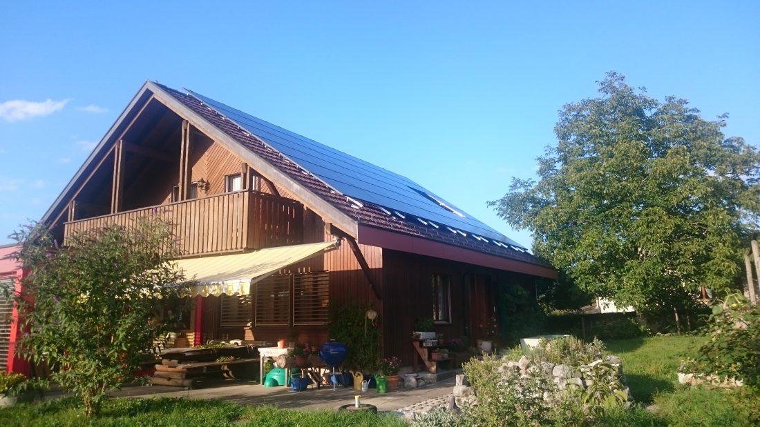 PVA, Ganterschwil, Toggenburg, Solar, Dietfurt, St.Gallen, Speicher
