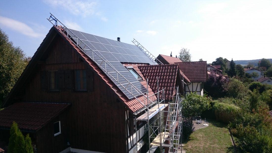 PVA, Oberneunforn, Toggenburg, St.Gallen, Thurgau, Dietfurt, Solar, Photovoltaik, Speicher