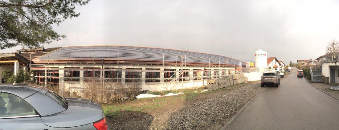 PVA, Photovoltaik, Jonschwil, Toggenburg, St.Gallen, Speicher, Indach
