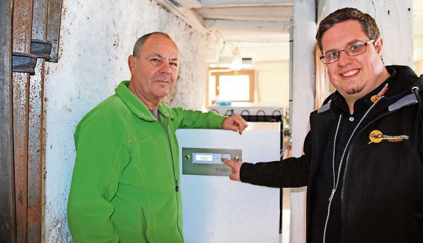 Speicher, G&O sunsolutions GmbH, Solartechnik, Batterie, Indach, Aufdach, Toggenburg, St.Gallen